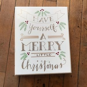 Primitives by KathyChristmas! Wooden sign